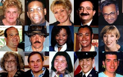 9/11 Living Memorial Project