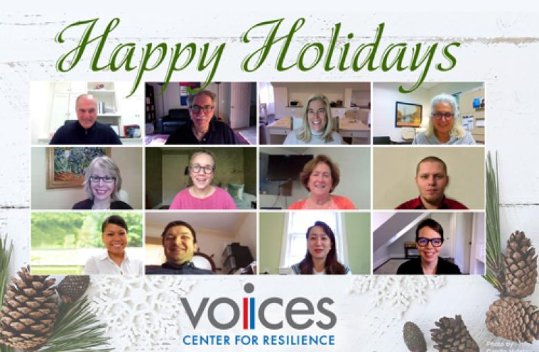 Happy Holidays from VOICES!